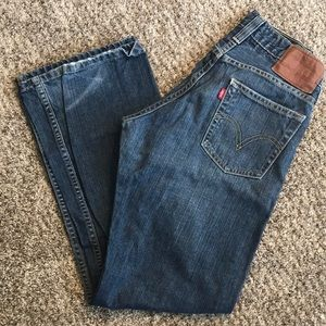 Levi Strauss & Co. 527 Low Boot Cut Jeans - 30x30